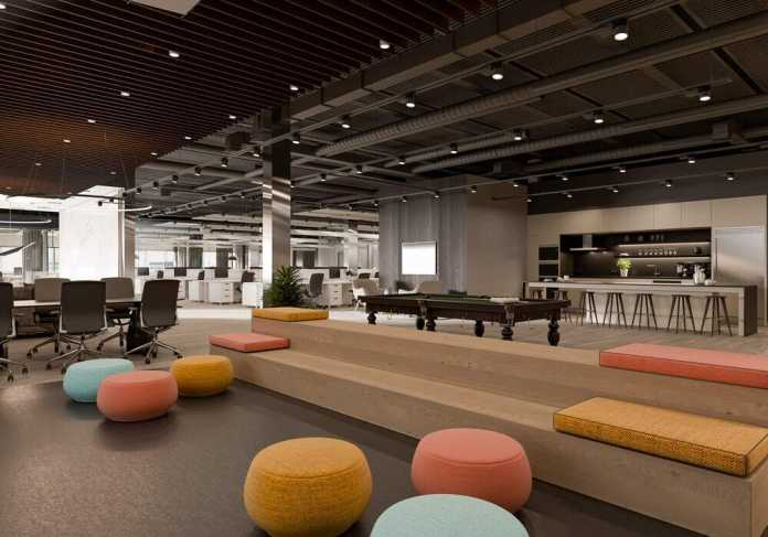 Ontario Co-Working Office by Quark Studio Architects