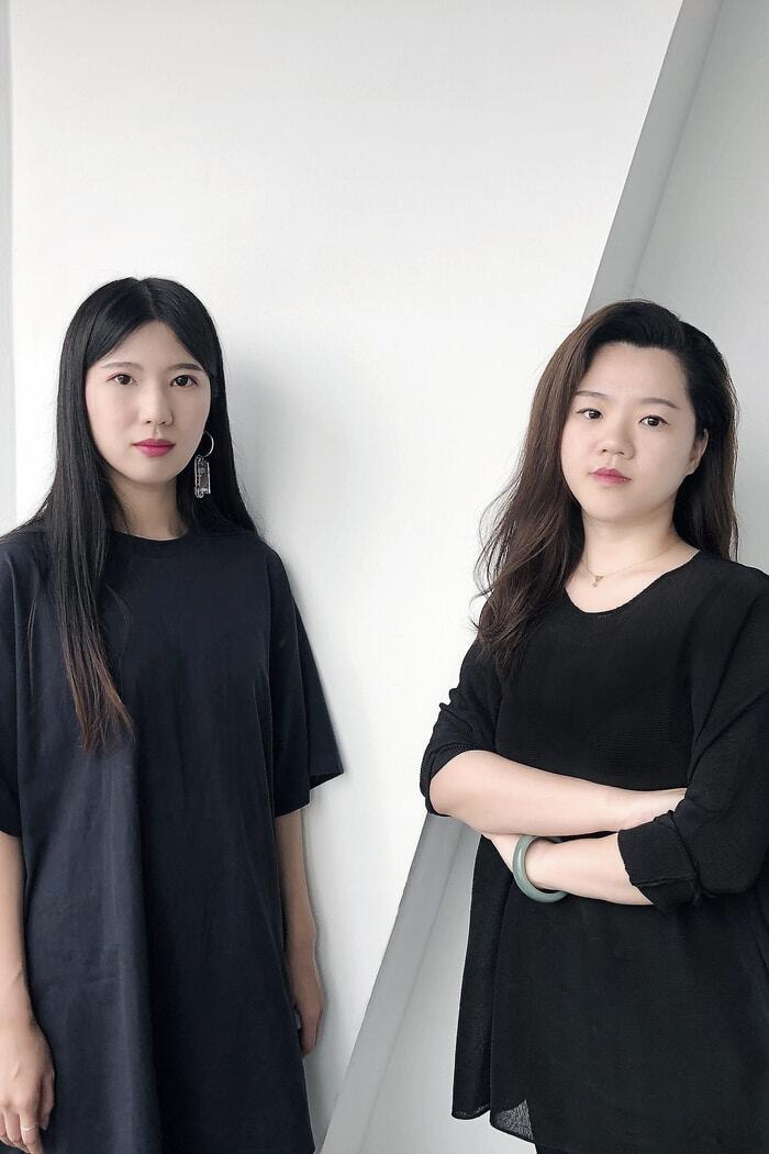 GB SPACE / Yang Bai and Wenyu Gao