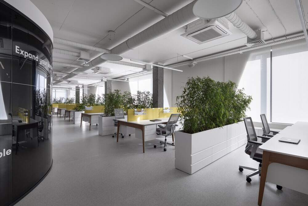 Biosphere Office by MONO architects