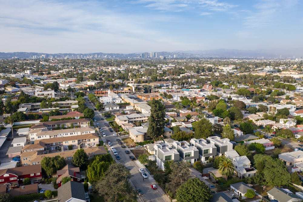 KAP Studios Delivers Four Desirable Family Houses in Culver City