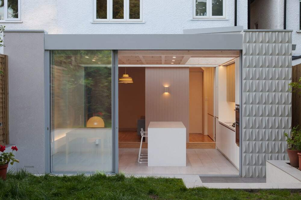 Tile House by Proctor & Show
