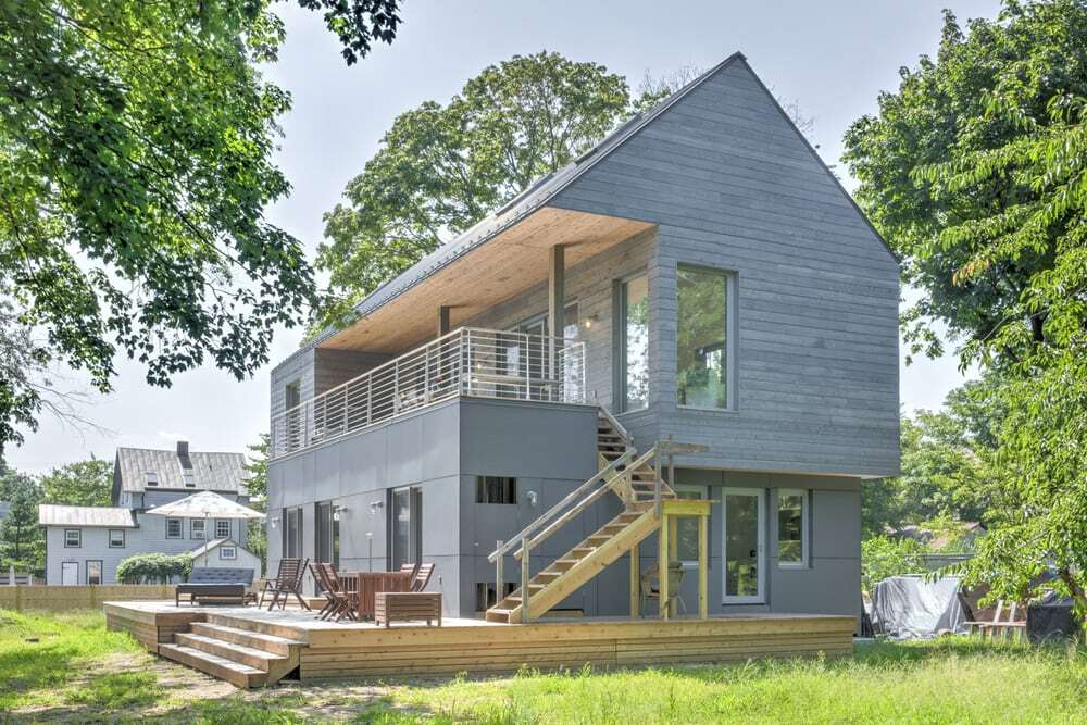 Greenport Passive House by The Turett Collaborative