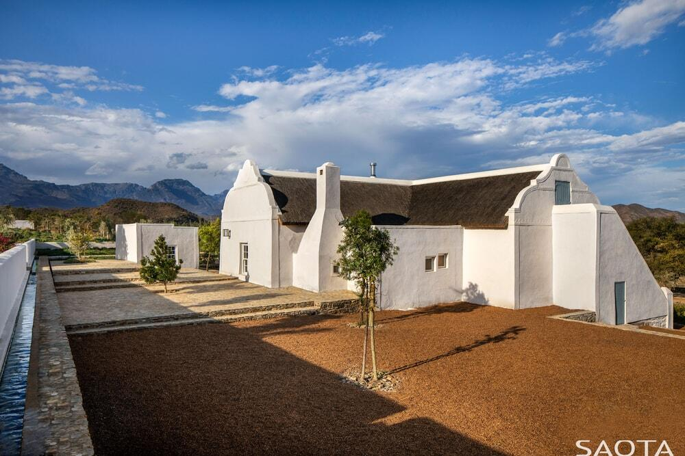 Jaco Booyens Architect & SAOTA Restores Buffelsdrift Farm