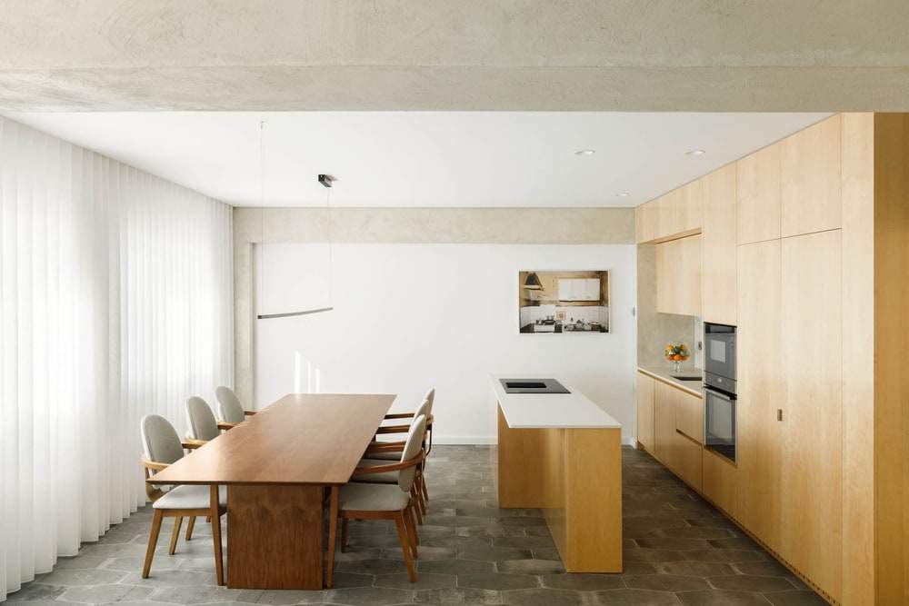 Apartment Rehabilitation During the COVID-19 Pandemic by the Atelier Paulo Moreira Architecture