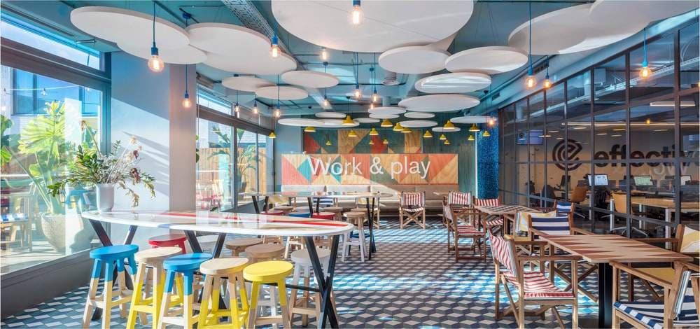 Work and Play - The dinning room