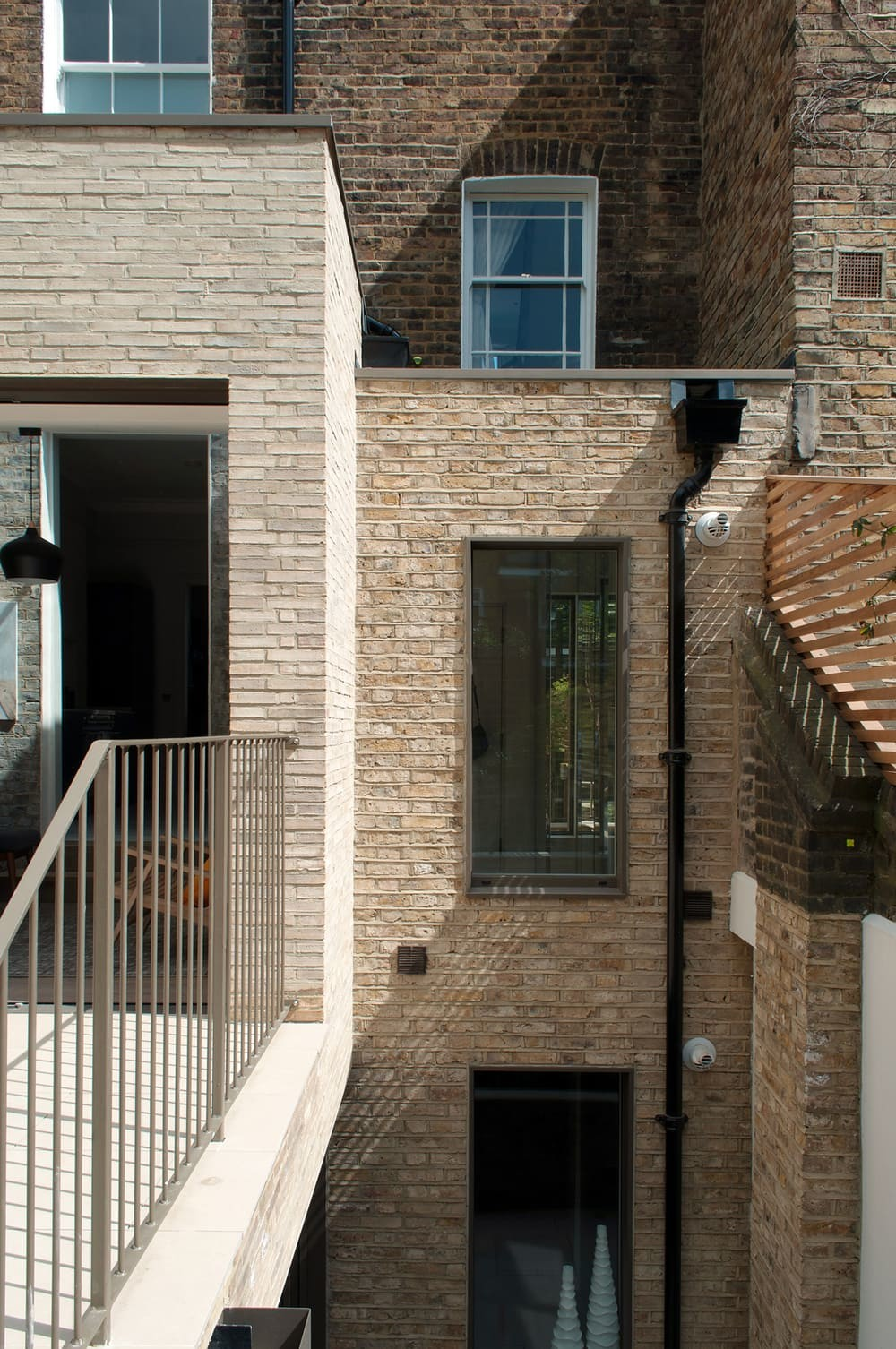 A Grade II Listed Terraced House Transformed into a Contemporary London Home