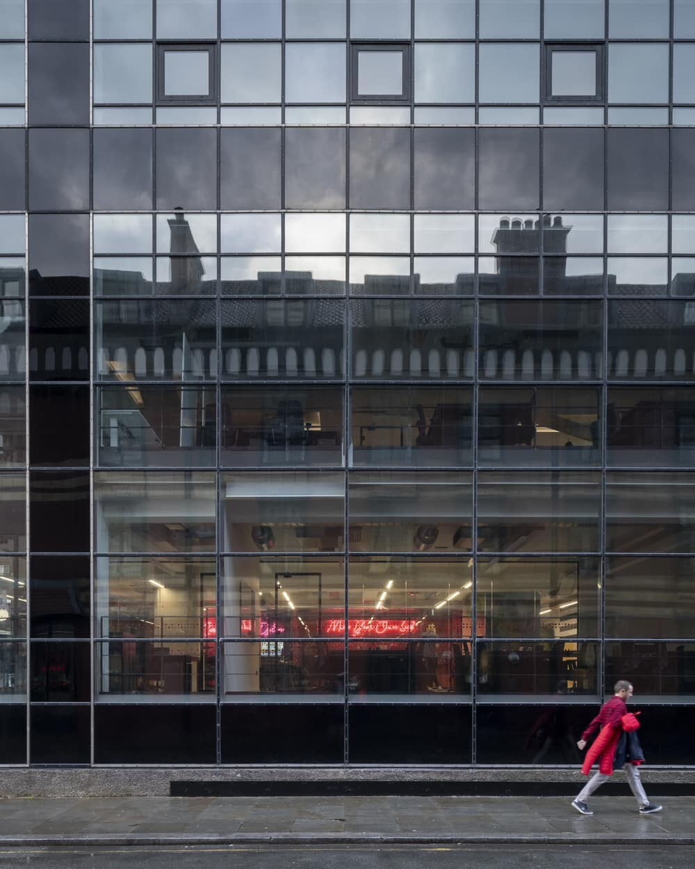 Express Building Manchester, Contemporary Refurbishment by Ben Adams Architects