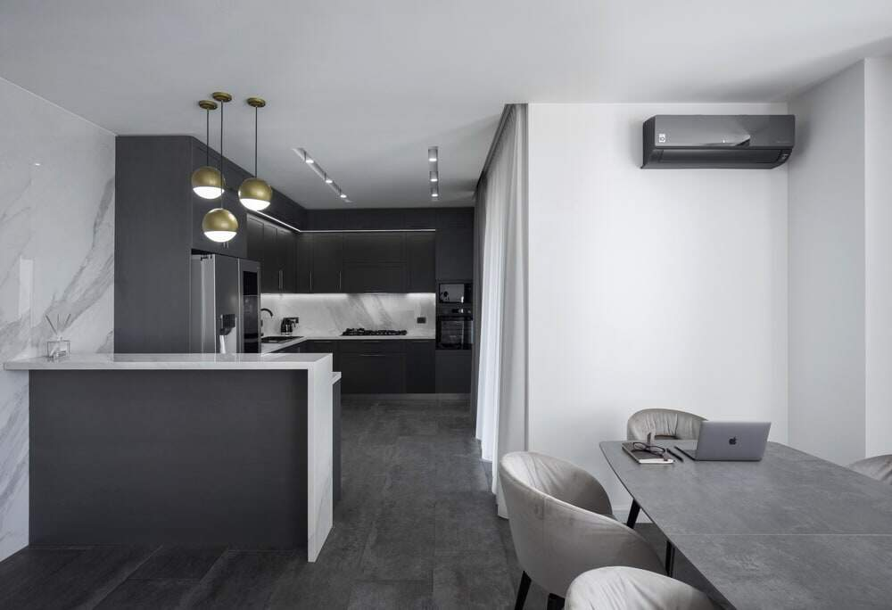 Apartment #38 in Yerevan by Futuris Architects