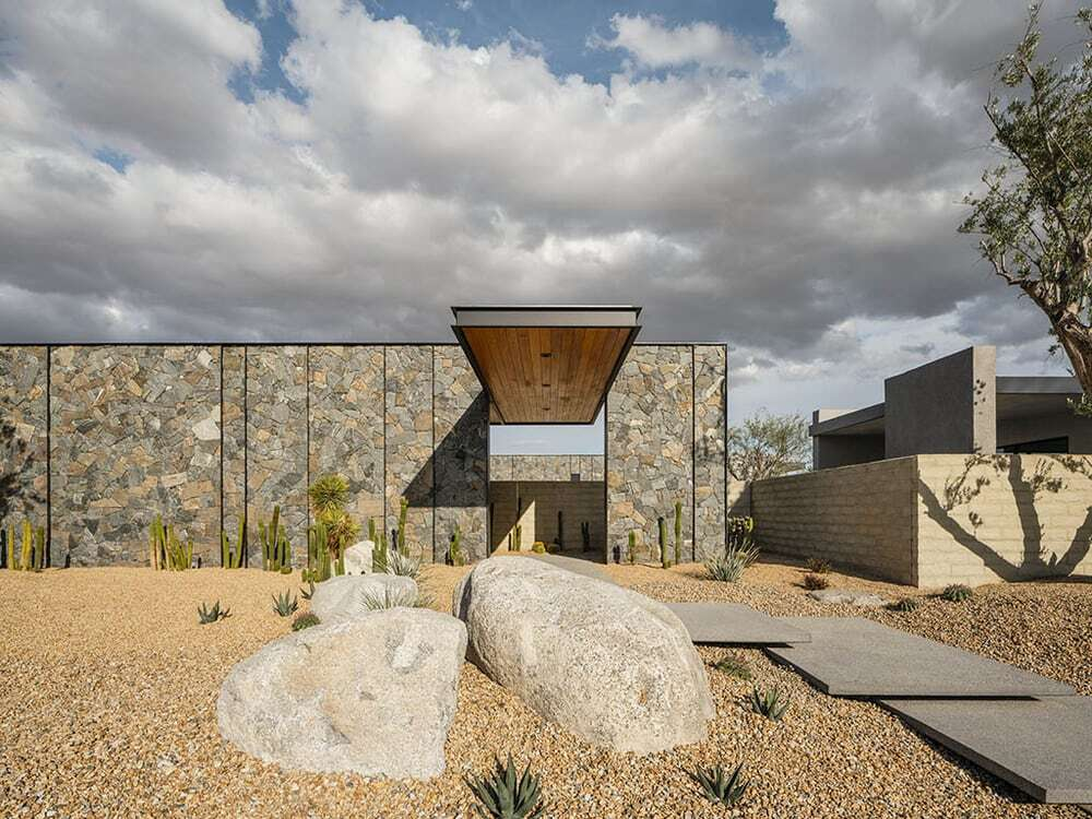 Echo at Rancho Mirage by Studio AR&D Architects