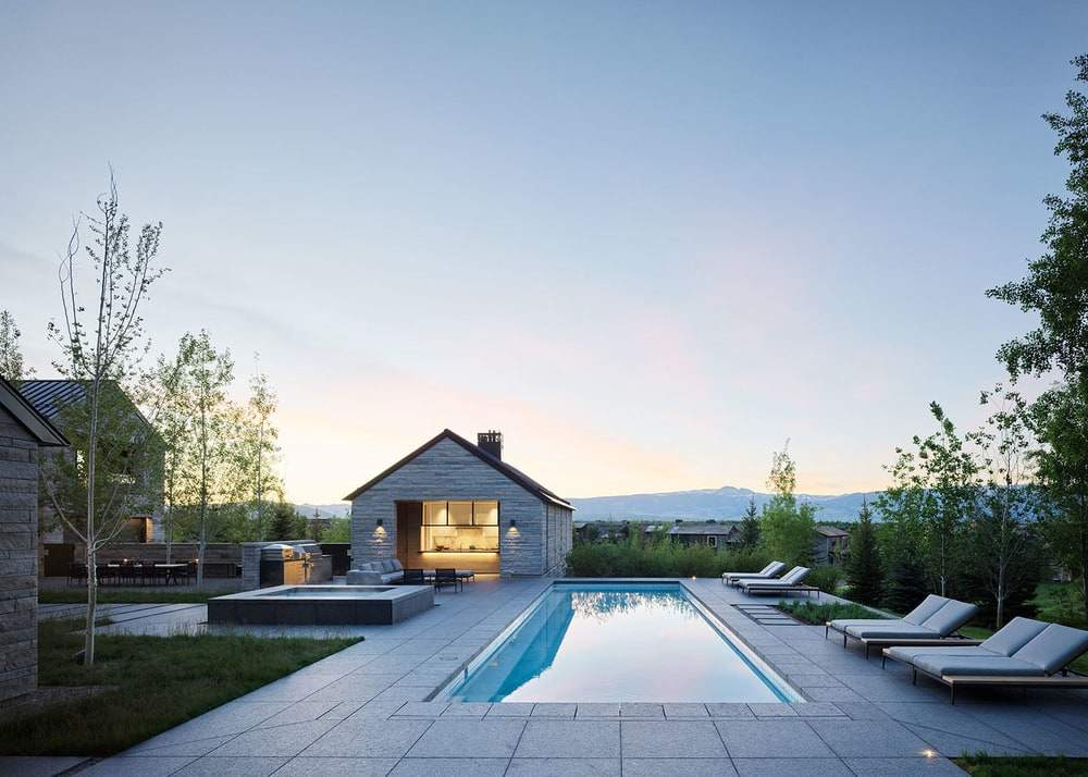 Five Shadows Compound by CLB Architects