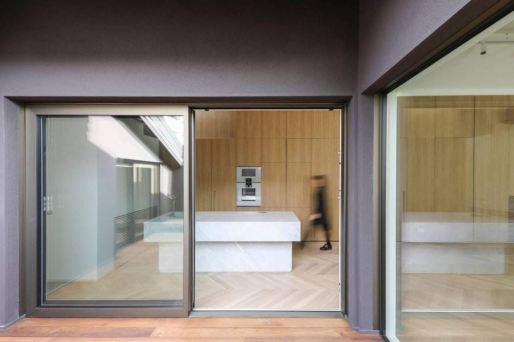Refurbishment of Two Adjacent Apartments into a Single Residential Flat