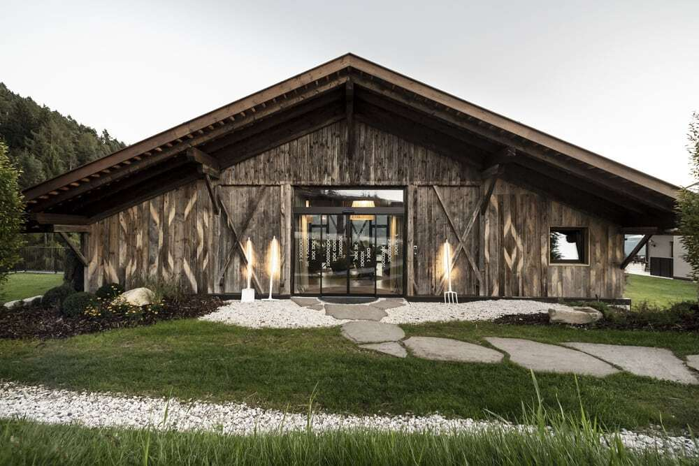 Gfell, a Hotel Under the Barn by NOA* Network of Architecture