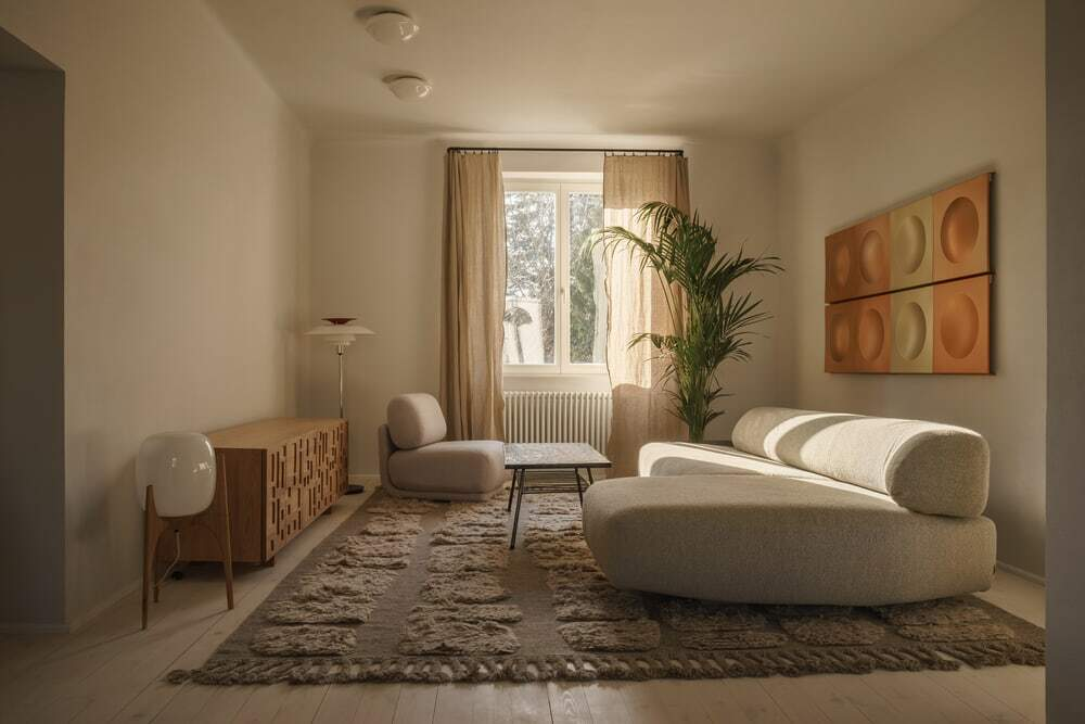 General Renovation of Apartment from 1936 in Warsaw