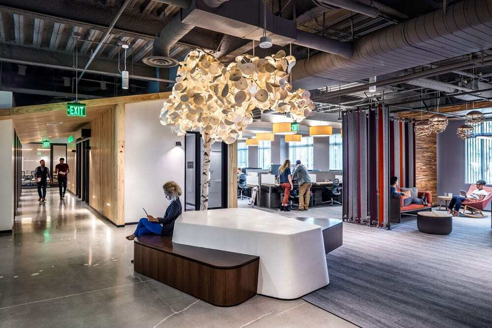 High-Tech Office Featuring Thoughtful and Modern Details