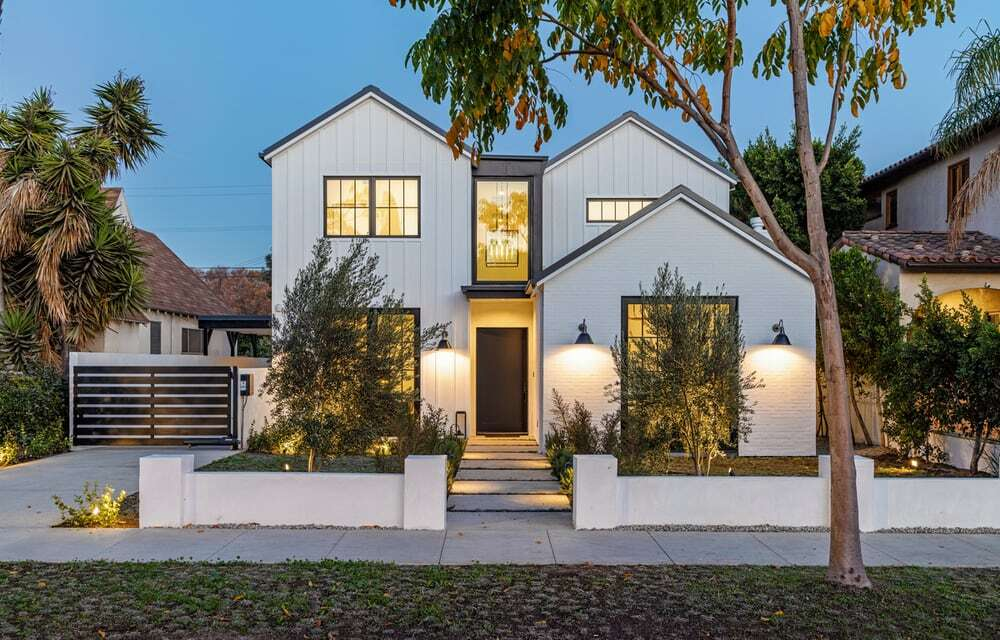 Beverly Hills Modern Farmhouse by Scrafano Architects