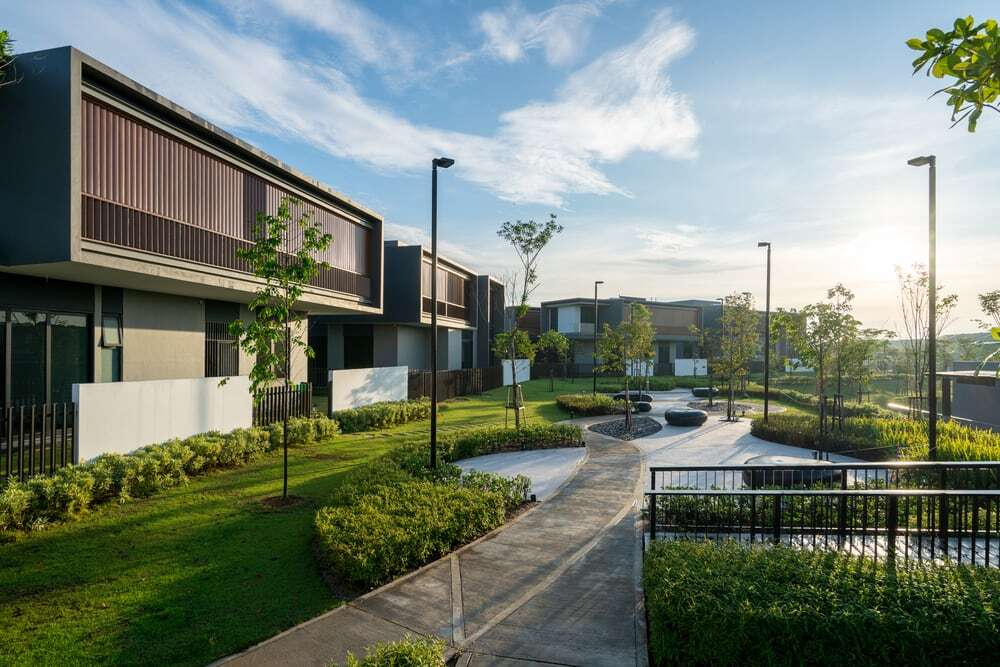 Grandezza Housing Units in Malaysia by ONG&ONG Group