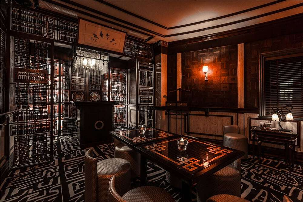 The Exchange Bar, Shanghai by NONG STUDIO