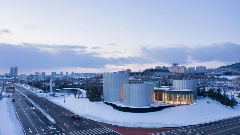 Yantai Experience Centre by More Design Office