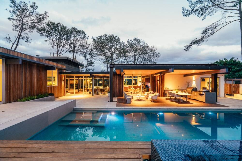 Del Mar Meadow House by McCulley Design Lab