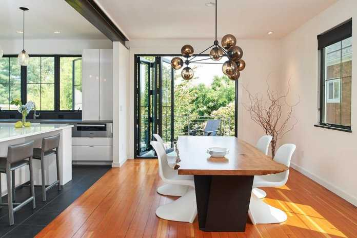 Capitol Hill Fusion by CTA Design Builders