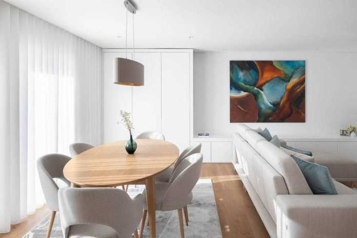 Maximinos Apartment in Braga by REM'A