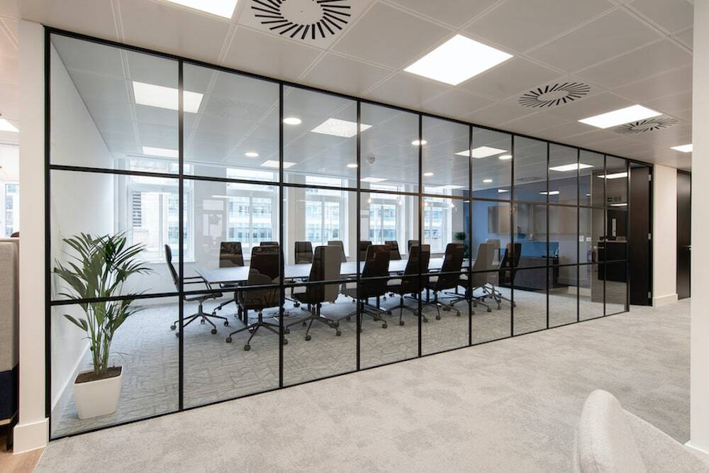 CentralNic Office by Direct Painting Group