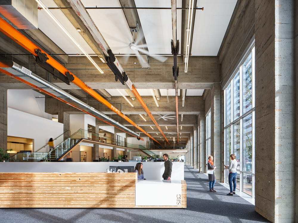 SRG Partnership Portland Office - Collaboration by Design