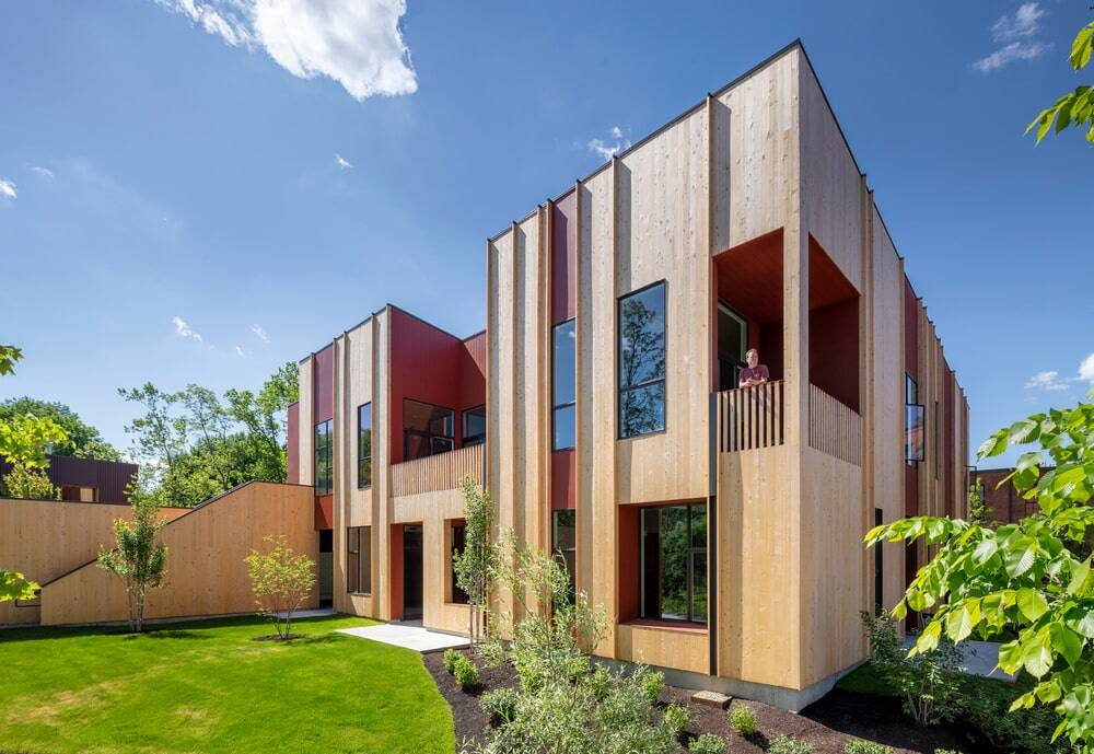 Multi-Family Residential Development: Modern Mill by Merge Architects