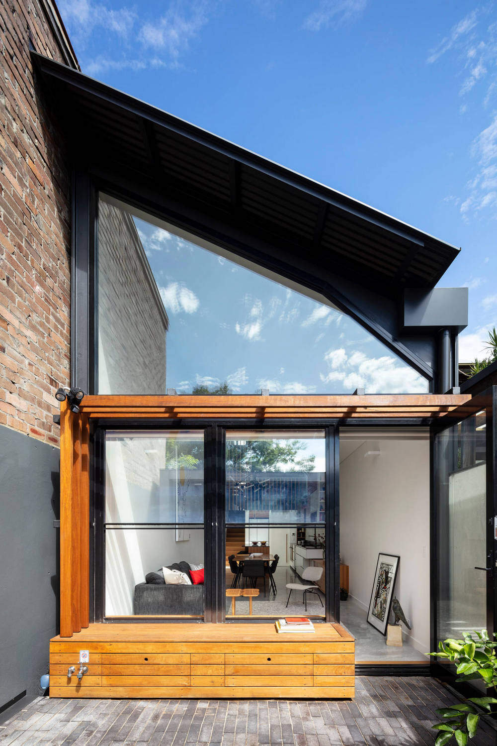 Ferry Road House by Anderson Architecture