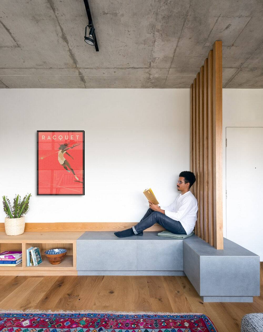 King West Loft by Studio of Contemporary Architecture SOCA
