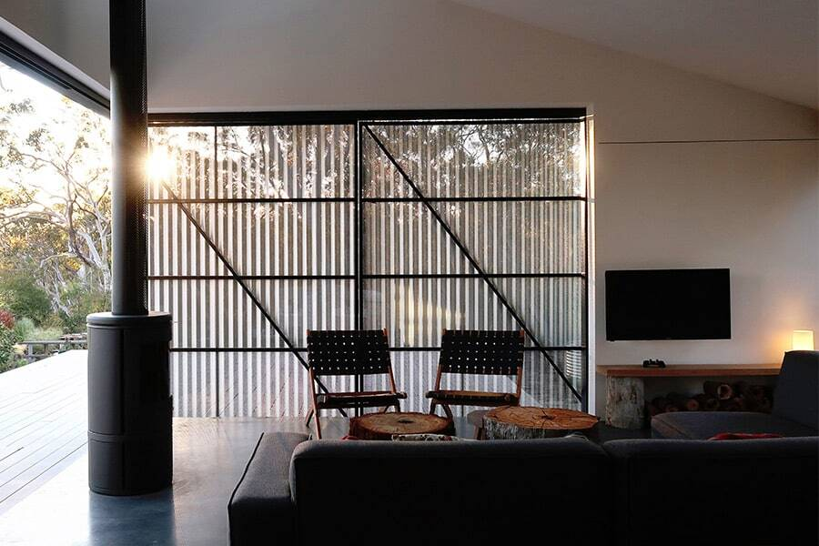 living room, Anderson Architecture