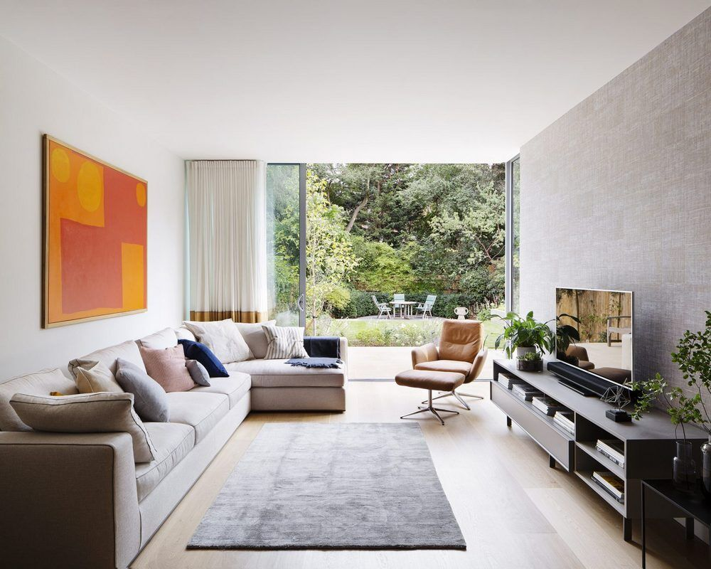 House Remodelling and Extension, Highgate by Amos Goldreich Architecture