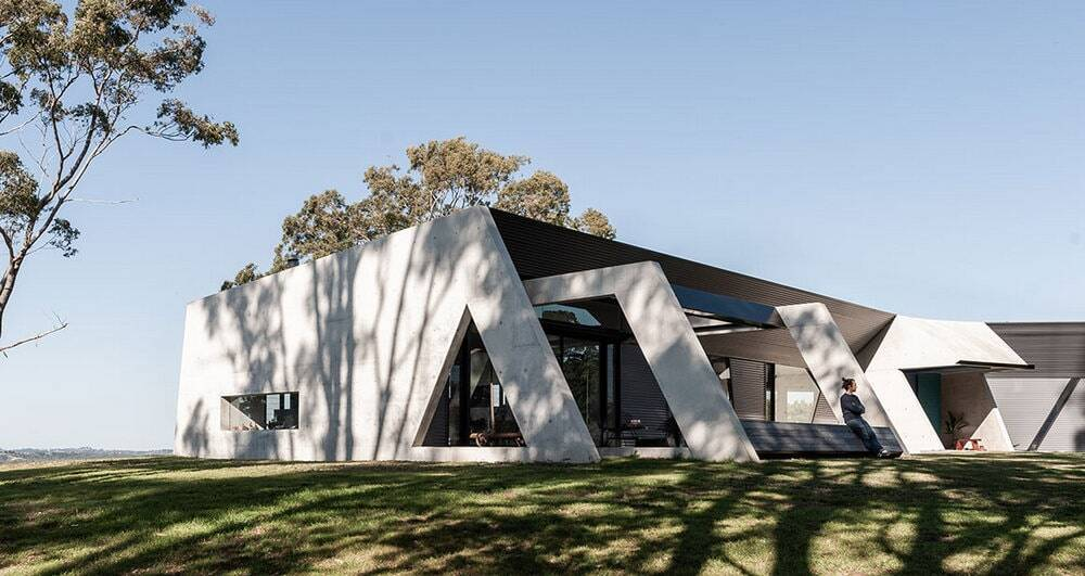 Great Granny House by Harley Graham Architects