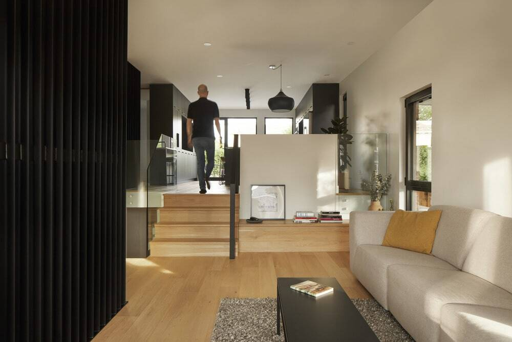 Complete Interior Renovation of a 1980's Split-Level House