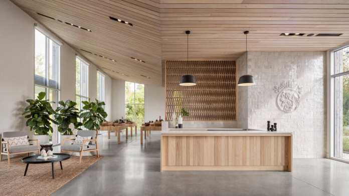 Seaweed Flagship in South Portland by MAAM