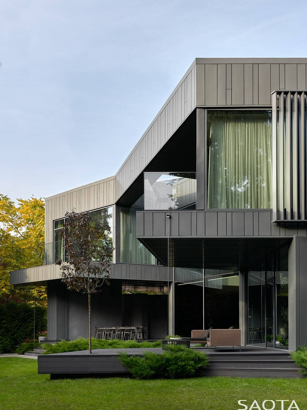 SAOTA's First Completed Project in Russia