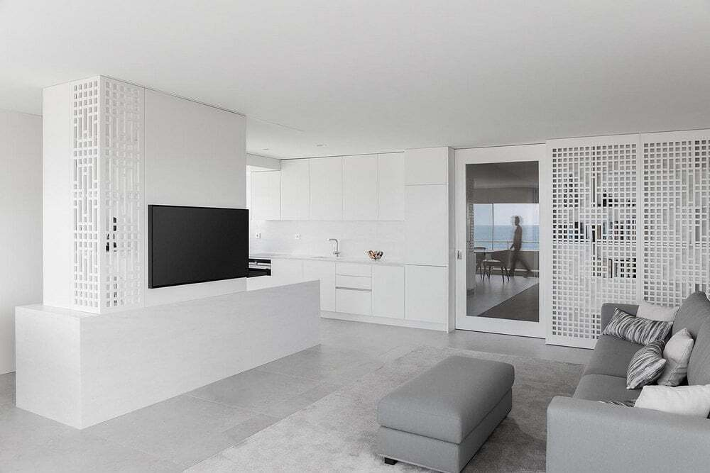 living room, Paulo Moreira Architectures