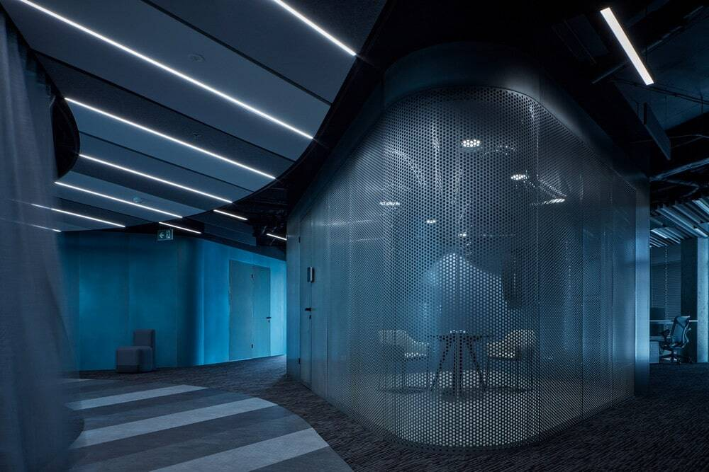 Livesport Offices by Studio Reaktor