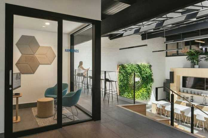 Creative Office for Zoom by Anacapa Architecture