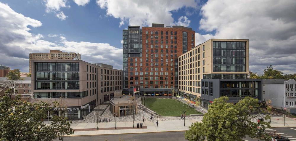 Rutgers University Sojourner Truth Apartments at The Yard, New Jersey