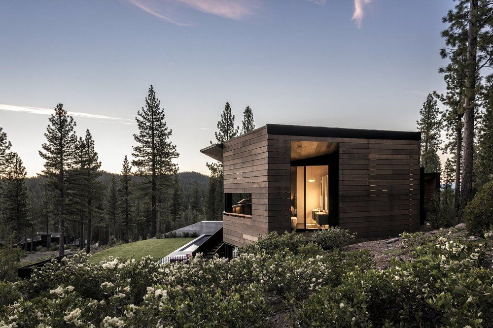 Viewfinder House by Faulkner Architects