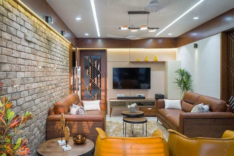 Penthouse at Ahmedabad by Shayona Consultant