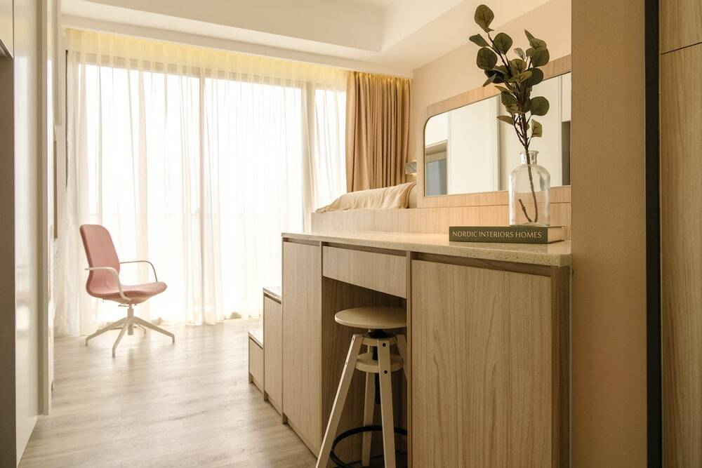 Slow Hill, A Nude Palette Slow-Living Micro Apartment