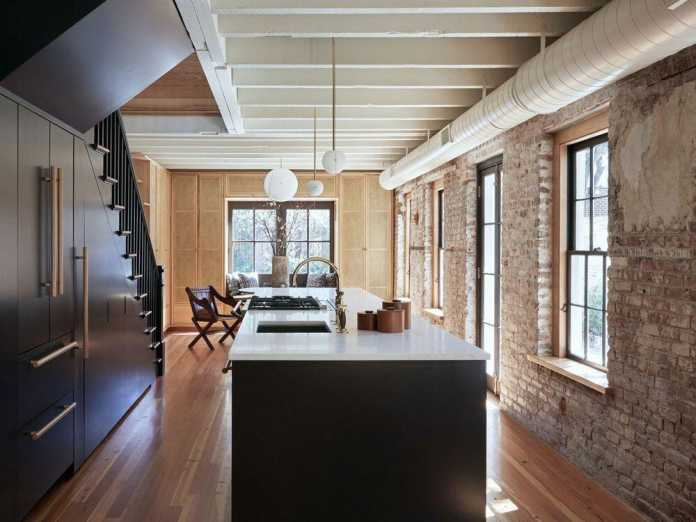 Charleston Carriage House by Workstead