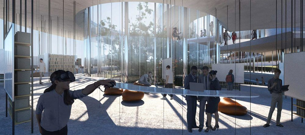 Architecture Projects from Students at the Academy of Art University