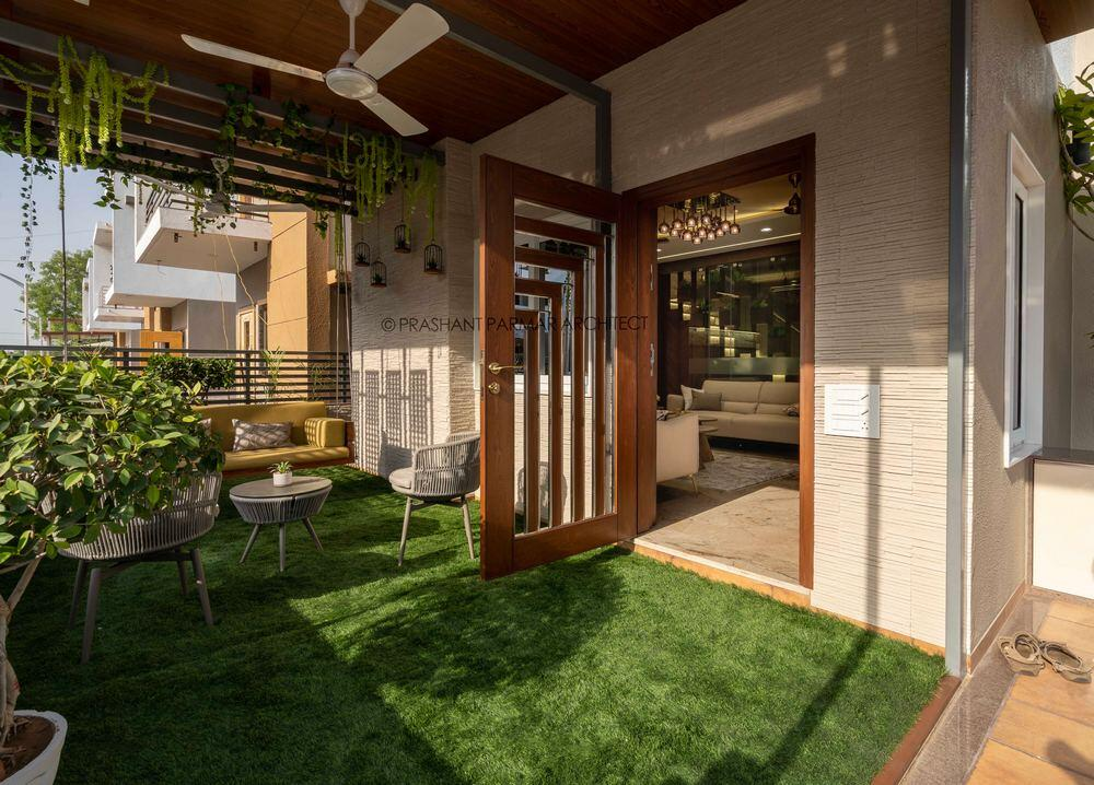Bungalow at Vijapur by Shayona Consultant