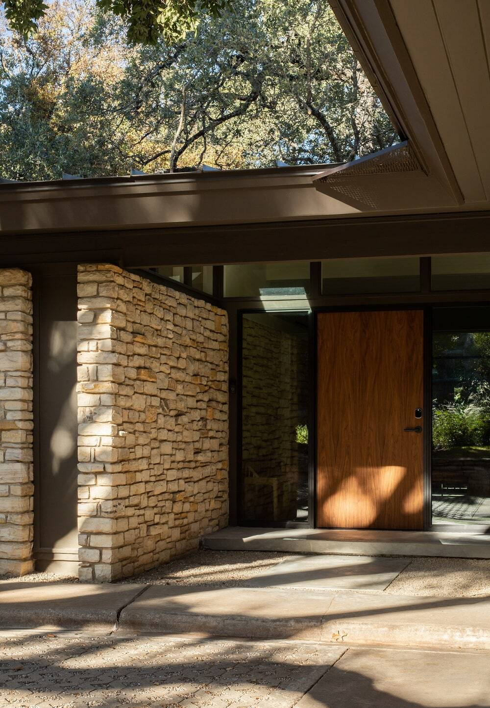 Four-Bedroom Ranch Home Remodel by Dick Clark + Associates