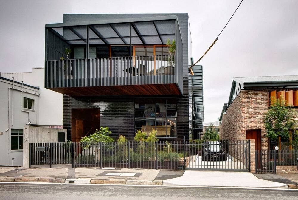 102 The Mill House by Carter Williamson Architects